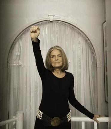 Made gloria steinem fist apologise, but