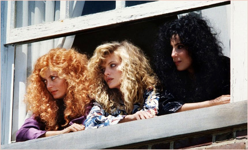 Image result for michelle pfeiffer the witches of eastwick