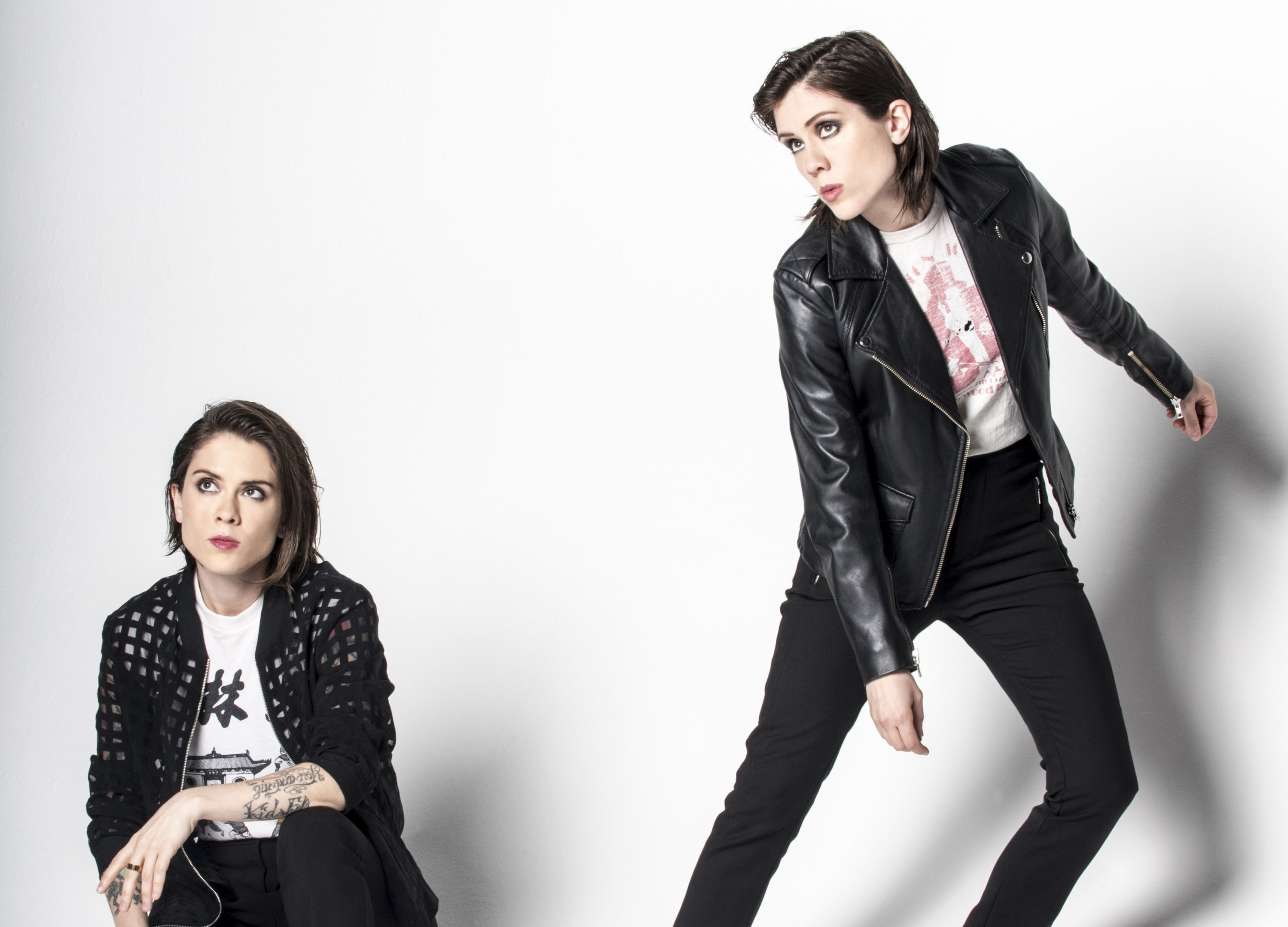 Tegan and Sara announce The Con X Tracklist