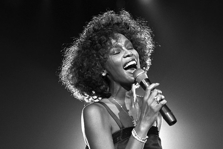 Whitney Houston Starts Two Week Run at No  1 in 1987 with  Didn t We Almost  Have It All    Inspirer. Whitney Houston Starts Two Week Run at No  1 in 1987 with  Didn t
